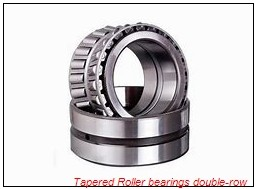 3782 3729D Tapered Roller bearings double-row