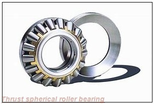 29376em Thrust spherical roller bearing
