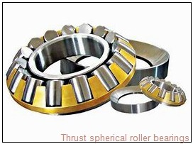 292/630EM THRUST SPHERICAL ROLLER BEARINGS TYPES TSR-EJ AND TSR-EM