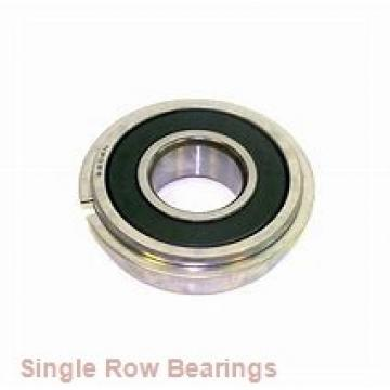 36690/36620 Single row bearings inch