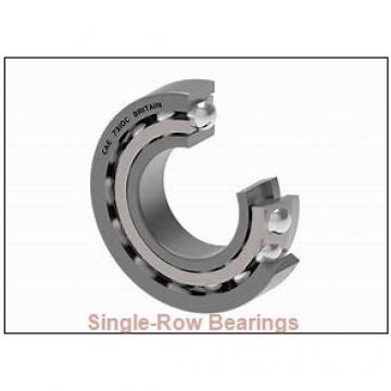 NSK  80176/80222 SINGLE-ROW BEARINGS