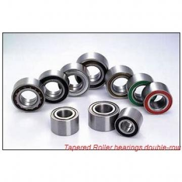 EE295950 295192D Tapered Roller bearings double-row
