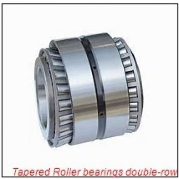 760 752D Tapered Roller bearings double-row