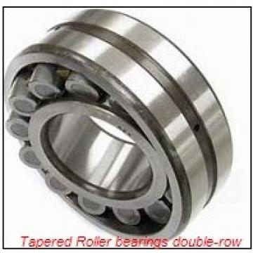 29675 29622D Tapered Roller bearings double-row