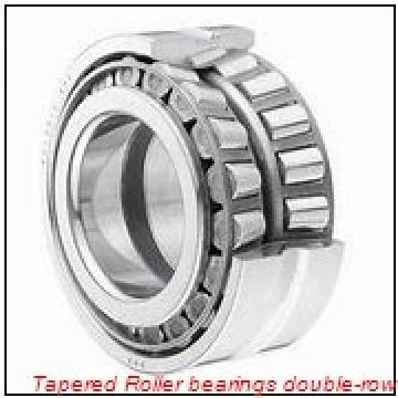 755 752D Tapered Roller bearings double-row