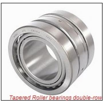 659 654D Tapered Roller bearings double-row
