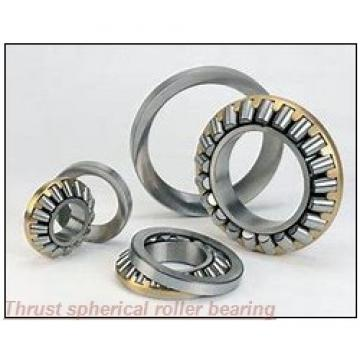 29368eJ Thrust spherical roller bearing
