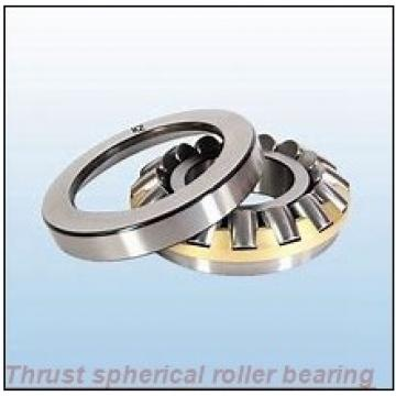 29252  Thrust spherical roller bearings