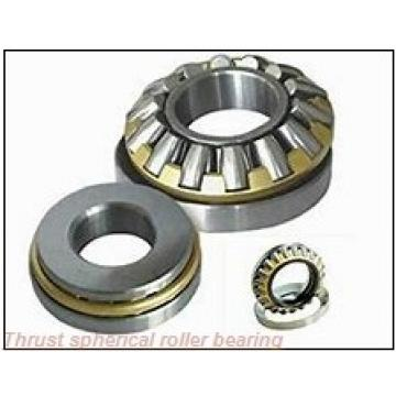 293/750 Thrust spherical roller bearings