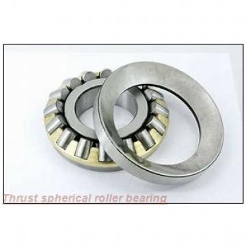 29488/HV Thrust spherical roller bearings