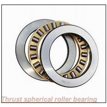 293/630 Thrust spherical roller bearings