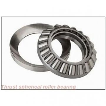 293/1600 Thrust spherical roller bearings