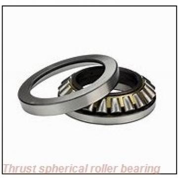 29492  Thrust spherical roller bearings