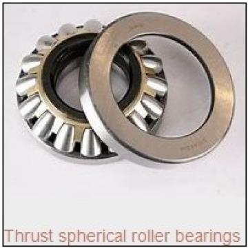 294/900EM THRUST SPHERICAL ROLLER BEARINGS TYPES TSR-EJ AND TSR-EM