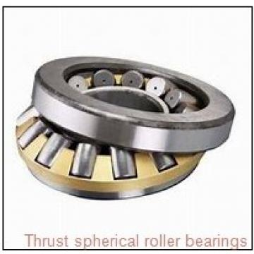 293/560EM THRUST SPHERICAL ROLLER BEARINGS TYPES TSR-EJ AND TSR-EM