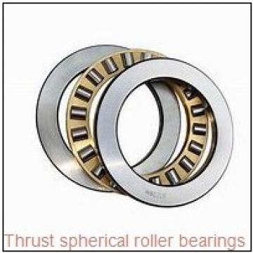 29360EJ THRUST SPHERICAL ROLLER BEARINGS TYPES TSR-EJ AND TSR-EM