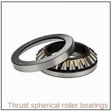 293/750EM THRUST SPHERICAL ROLLER BEARINGS TYPES TSR-EJ AND TSR-EM
