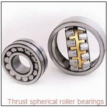 29348EJ THRUST SPHERICAL ROLLER BEARINGS TYPES TSR-EJ AND TSR-EM
