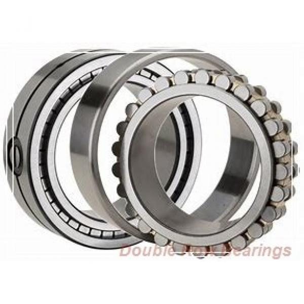 NSK  HM256849D/HM256810+K DOUBLE-ROW BEARINGS #1 image