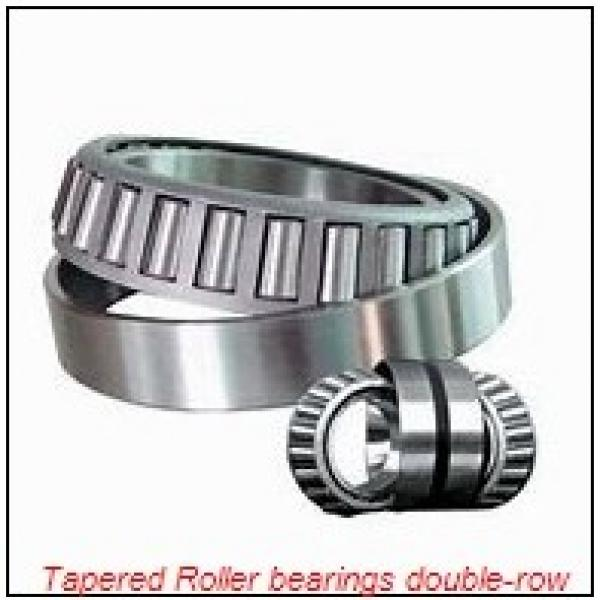 659 654D Tapered Roller bearings double-row #3 image
