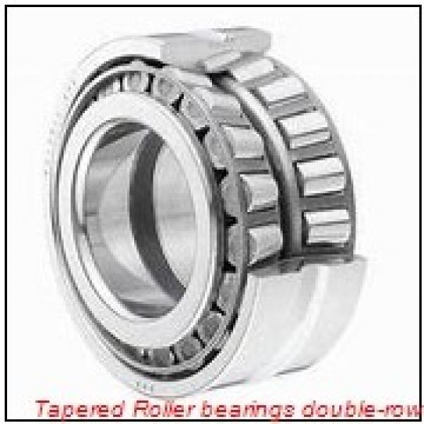 755 752D Tapered Roller bearings double-row #2 image