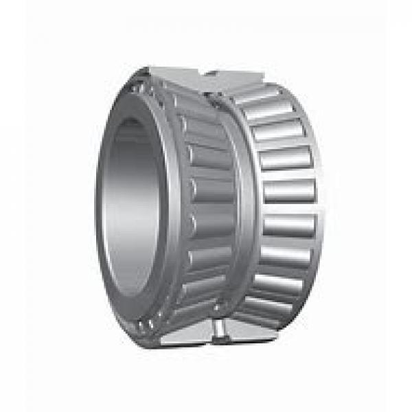 EE737181 737261D Tapered Roller bearings double-row #2 image