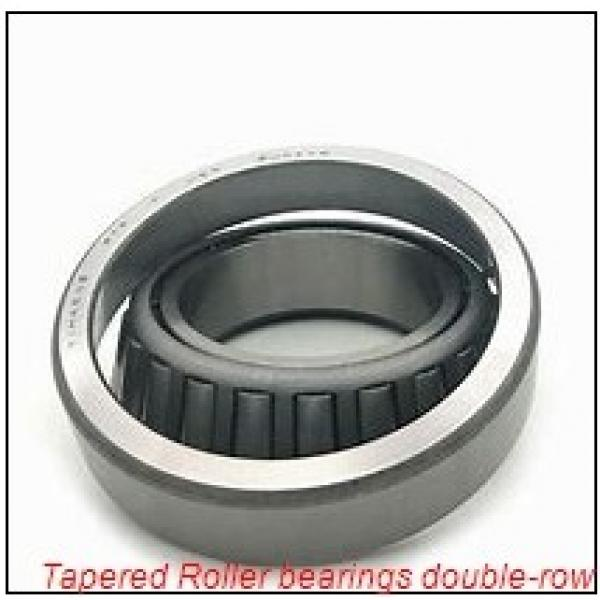 EE762320 762420XD Tapered Roller bearings double-row #1 image