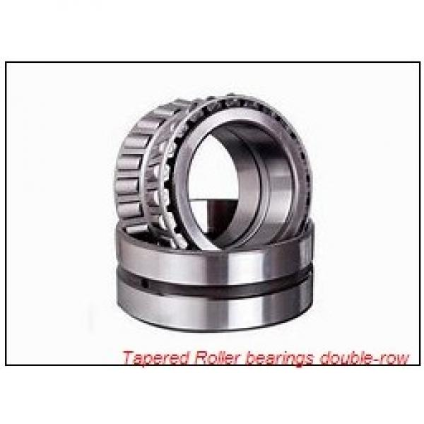 659 654D Tapered Roller bearings double-row #2 image