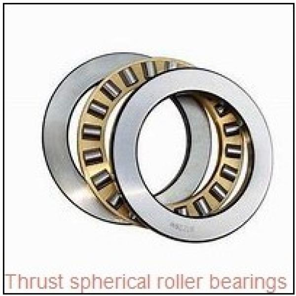 293/600EM THRUST SPHERICAL ROLLER BEARINGS TYPES TSR-EJ AND TSR-EM #1 image