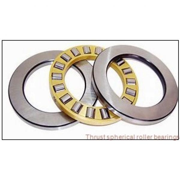293/600EM THRUST SPHERICAL ROLLER BEARINGS TYPES TSR-EJ AND TSR-EM #2 image